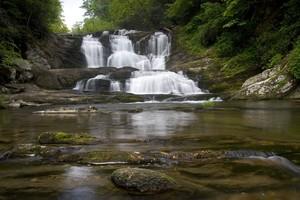 Highlight for Album: Conasauga Falls