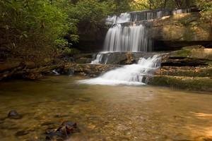 Highlight for Album: Crow Creek Falls