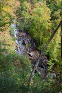 Highlight for Album: Issaqueena Falls