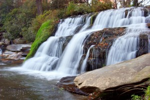 Highlight for Album: Mill Shoals Falls