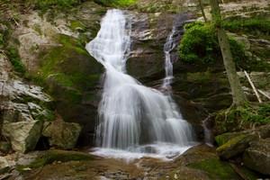 Crabtree Falls (lowest drop)