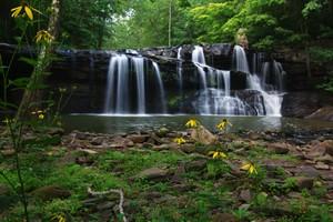 Highlight for Album: Brush Creek Falls