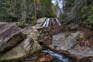 Highlight for Album: Dick's Creek Falls