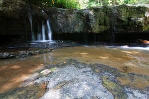 Highlight for Album: Marsh Fork Falls